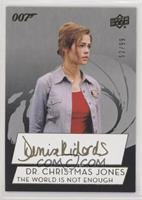 Denise Richards as Dr. Christmas Jones #/99