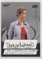 Denise Richards as Dr. Christmas Jones /99