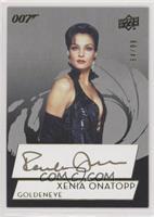 Famke Janssen as Xenia Onatopp #/99
