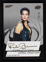 Famke Janssen as Xenia Onatopp #26/99