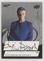 Judi Dench as M /99