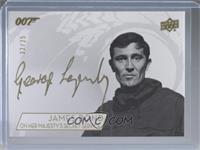 George Lazenby as James Bond #/25