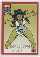 High Series - She-Hulk
