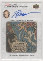Gerry Conway The Amazing Spider-Man #135 #/10