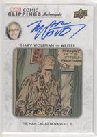 Marv Wolfman The Man Called Nova Vol.1 #1 #/20