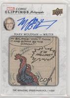 Marv Wolfman The Amazing Spider-Man Vol.1 #200 #/25