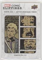 David Aja Hawkeye Vol.4 #1 #/50