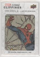 John Romita Sr. The Amazing Spider-Man Vol.1 #106 #/53
