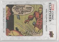 Mike Freidrich The Invincible Iron-Man Vol.1 #48 #/88