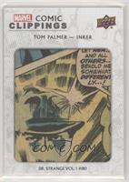 Tom Palmer Dr. Strange Vol.1 #180 #/72