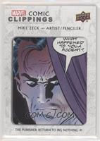 Mike Zeck The Punisher: Return to Big Nothing #1 #/64