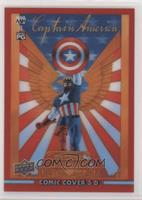 SP - Captain America #6