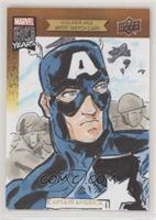 Golden Age - Captain America