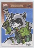 Bronze Age - Rocket Raccoon