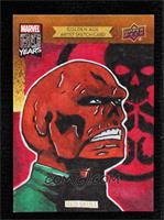 Golden Age - Red Skull