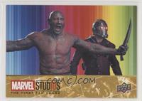 Drax & Star Lord