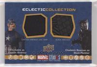 Captain America, Black Panther