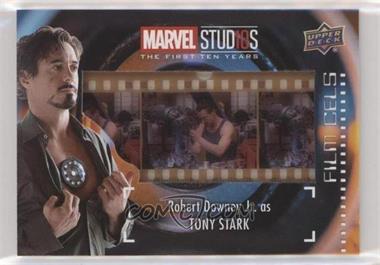 2019 Upper Deck Marvel Cinematic Universe 10th Anniversary - Film Cels #FC-1 - Tony Stark