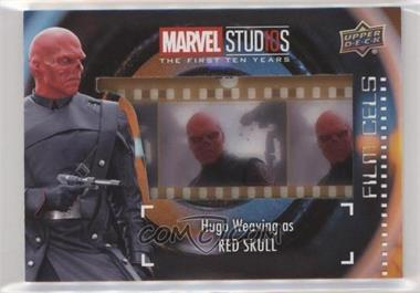 2019 Upper Deck Marvel Cinematic Universe 10th Anniversary - Film Cels #FC-23 - SP - Red Skull