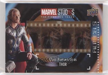 2019 Upper Deck Marvel Cinematic Universe 10th Anniversary - Film Cels #FC-3 - Thor