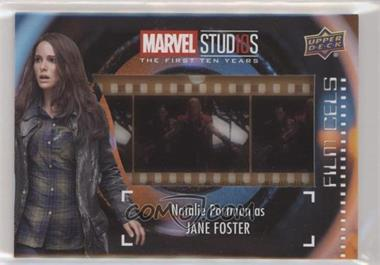 2019 Upper Deck Marvel Cinematic Universe 10th Anniversary - Film Cels #FC-7 - Jane Foster
