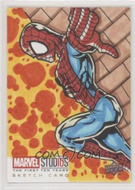 2019 Upper Deck Marvel Cinematic Universe 10th Anniversary - Sketch Cards #SKT - Free Isabelo