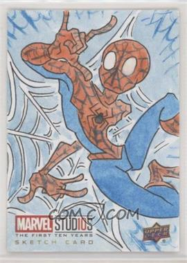 2019 Upper Deck Marvel Cinematic Universe 10th Anniversary - Sketch Cards #SKT - JoJo Seames