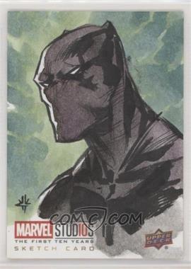 2019 Upper Deck Marvel Cinematic Universe 10th Anniversary - Sketch Cards #SKT - Joey Lee Cabral
