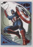 Captain America #/30