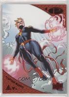 Captain Marvel #/30