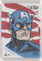 Ben AbuSaada (Captain America) /1