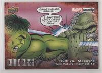 Hulk vs. Maestro