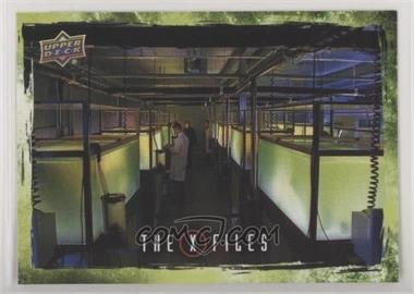 2019 Upper Deck X-Files: UFOs and Aliens - Stickers #S-41 - Momento Mori - Lompbard Research Facility