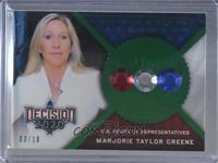 Marjorie Taylor Green #/10