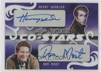 Henry Winkler, Don Most #/7