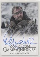 Richard Dormer as Ser Beric Dondarrion