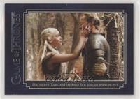 Daenerys Targaryen and Ser Jorah Mormont
