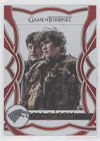 Rickon Stark #/75
