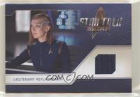 Lieutenant Keyla Detmer