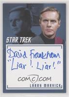 David Frankham as Larry Mavrick (