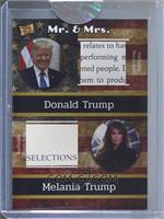 Donald Trump, Melania Trump [Uncirculated]