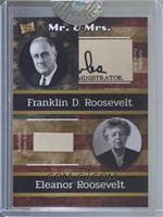 Franklin D. Roosevelt, Eleanor Roosevelt [Uncirculated]
