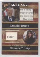 Mr. & Mrs. - Donald Trump, Melania Trump