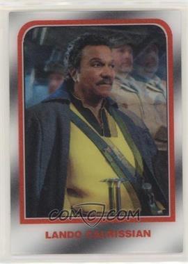 2020 Topps Star Wars 3D - [Base] #3D-75 - Lando Calrissian