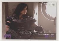 Gina Carano as Cara Dune #/10