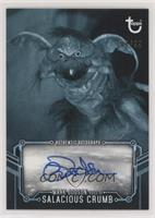 Mark Dodson as Salacious Crumb #/99