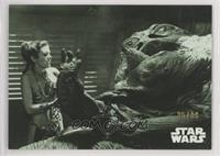 Jabba's Disgusting Demise #/99