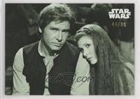Han and Leia #/99