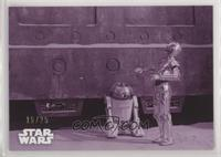 Admitting the Droids #/25