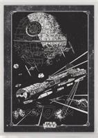 Return of the Jedi Licensing Art